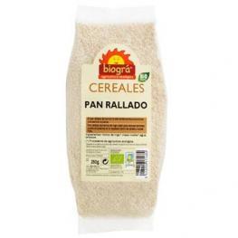 Pan Rallado  250Gr Biogra