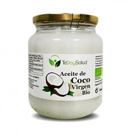 Aceite de Coco Virgen Bio 550 Gr