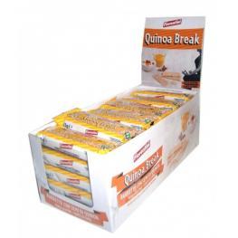 Barrita de Quinoa Break Sin Gluten Bio 30X30 Gr