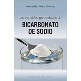 Libro increibles Propiedades del Bicarbonato de Sodio