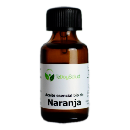 Aceite Esencial Naranja Bio 15 Ml.