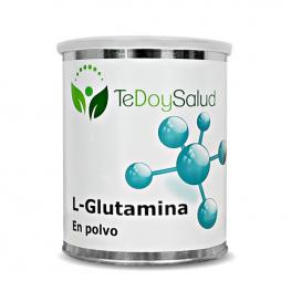 L-Glutamina 300Gr. Tedoysalud - Suplemento Deportivo / Vegano