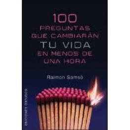 Libro 100 Preguntas Que Cambiaran tu Vida