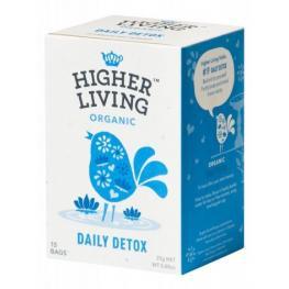 Living Infusion Daily Detox Bio 25Grs