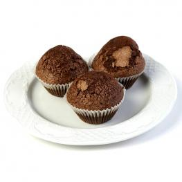 Caja Magdalenas Chocolate Sin Gluten 2Kg