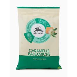 Caramelos Balsámicos Con Miel de Eucalipto y Propóleo 100Gr