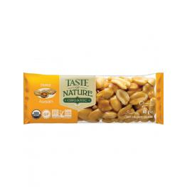 Barrita de Cacahuetes 40Gr Taste Of Nature