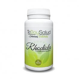 Rhodiola - 90 Cápsulas Tedoysalud - Estado de Animo / Ansiedad / Rendimiento