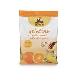 Caramelo Compacto de Limon Con Miel de Naranja Bio 100Gr.