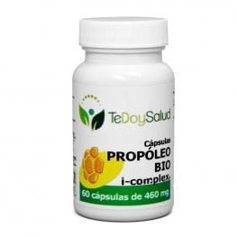 Cápsulas de Propóleo Bio 460 Mg Tedoysalud