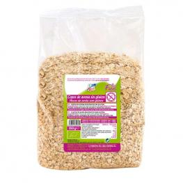 Copos de Avena Ecológicos Sin Gluten 350 Gr