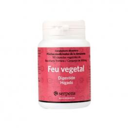 Feu Vegetal (Carqueja) Digestiva y Hepática 300Mg - Serpens Labs