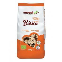 Muesli Básico Sin Azúcar Buo Sin Gluten 350 Gr