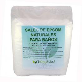 Sales Epsom Naturales Para Baño 4Kg.