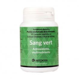 Sang Vert - Açai 90 Cáp. 500 Mg. - Serpens Labs