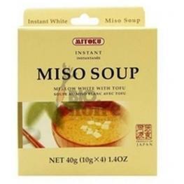 Sopa de Miso Instántanea Con Tofu 40 Gr.