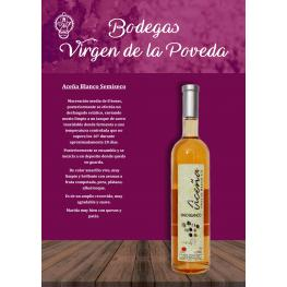 Aceña Blanco Semiseco 3 Botellas de 75 Cl.(Estuche) D.O. Madrid