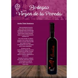 Aceña Tinto Semiseco 3 Botellas de 75 Cl.(Estuche) D.O. Madrid