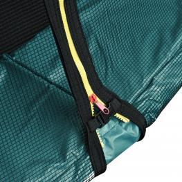 Cubierta de Protección Borde Trampolín Homcom Pec Epe ø305Cm, Verde  - Color: Verde