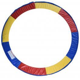 Cubierta Proteccion Borde Cama Elastica 305 Cm Multicolor Trampolines Cama Elástica<br> - Color: Multicolor