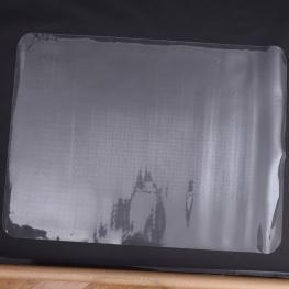Homcom Protector de Suelo Pvc Transparente 90X120Cm<br> - Color: Transparente