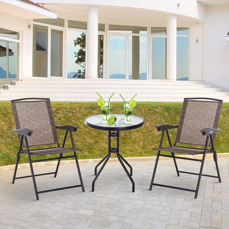 sillas de terraza tropicana