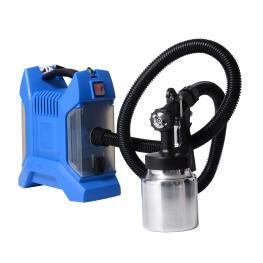 Pulverizador Pintura 650W Pistola Pulverizadora Spray 220- 230V/50Hz Cobre Nuevo - Color: Azul
