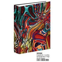 Carpeta A4 Perona Mix Anillas