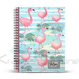 Cuaderno A4 Florida Oh My Pop