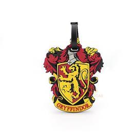 Etiqueta de Equipaje Gryffindor Harry Potter