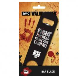 Abrebotellas Fear The Living The Walking Dead