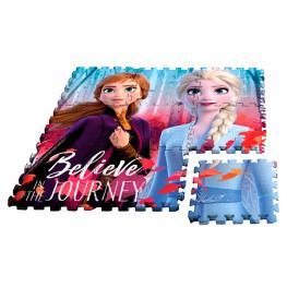 Alfombra Puzzle Eva Frozen 2 Disney
