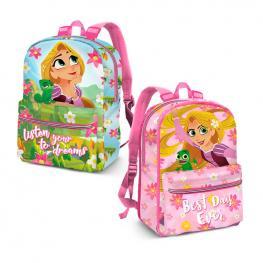 Mochila Reversible Rapunzel Disney Listen 31Cm