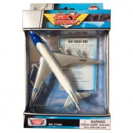 Avion Boeing 747 Surtido