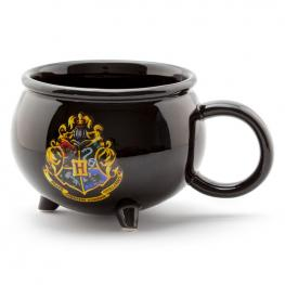 Taza 3D Cauldron Harry Potter
