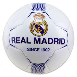 Balon Futbol Real Madrid Blanco Grande