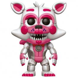 Figura Pop Five Nights At Freddy'S Sister Location Funtime Foxy