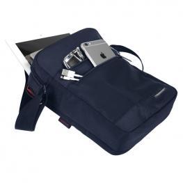 Bandolera Fc Barcelona Blue Premium Tablet