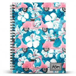 Cuaderno A4 Oh My Pop Scooter