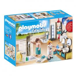 Baño Playmobil City Life
