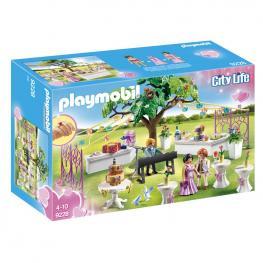 Banquete de Bodas Playmobil City Life