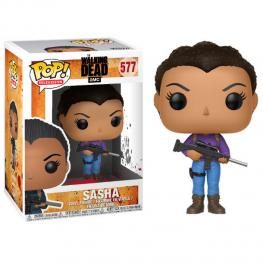 Figura Pop The Walking Dead Sasha
