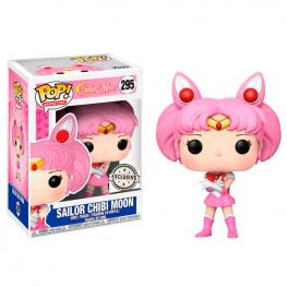Figura Pop Sailor Moon Chibi Moon Sparkle Glitter Exclusive