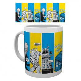 Taza Doctor Who Space Cadets