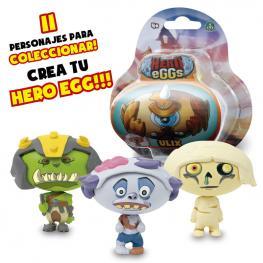 Blister Figura Hero Eggs Monsters Surtido