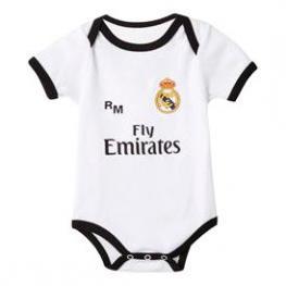 Body Fly Emirates Real Madrid Blanco