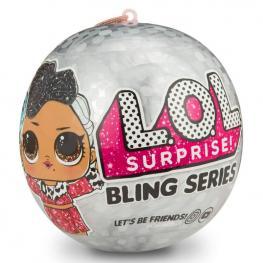 Bola Sorpresa Bling Lol Surprise Surtido
