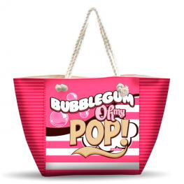 Bolsa Playa Oh My Pop Bubblegum