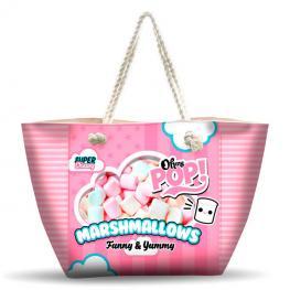Bolsa Playa Oh My Pop Marshmallow