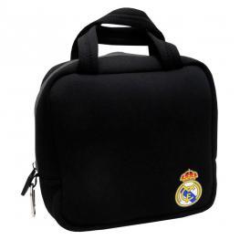 Bolsa Portameriendas Real Madrid Neopreno